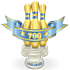 Seven hundred club trophy